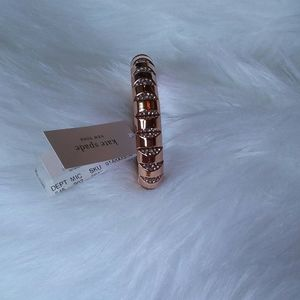 NWT Kate Spade Scallop Bracelet Rose Gold …